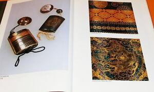 Japanese-INRO-and-NETSKE-book-vintage-japan-antique-edo-samurai-0308