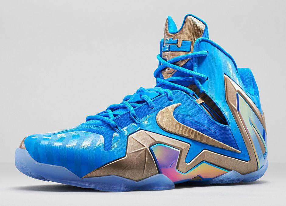 Nike LeBron 11 XI Elite Maison Du size 11. 682892-404 what the bhm kyrie