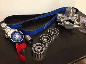 Gates Complete Timing Belt Kit W Racing Timing Belt 02 03