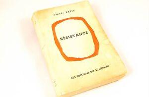 ???? Claude Bayle | Résistance | Roman|2e Guerre Mondiale|occupation Allemande Larges VariéTéS