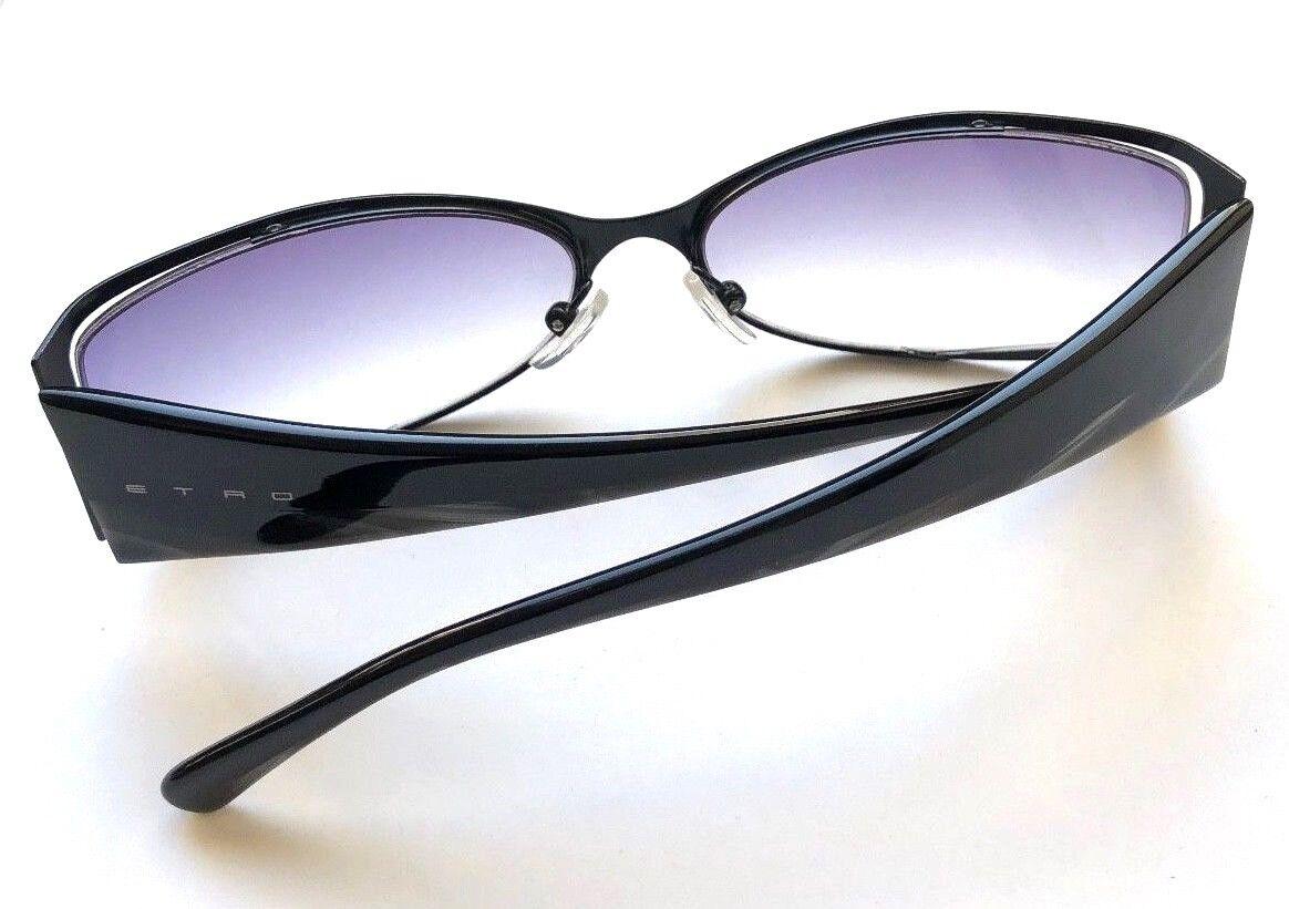 ETRO SE 9494 Sunglasses woman black gray