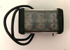 Federal Signal Fs Cuda Trioptic Model 351012f Series Led Light Tested
