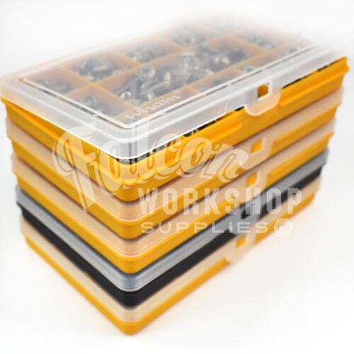 302 assortiti 6g 8g acciaio inox pin di sicurezza Pan Viti Autofilettanti KIT