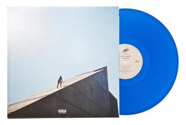 Daniel Caesar - Freudian Exclusive Rare Limited Edition Blue Vinyl LP (MINT)