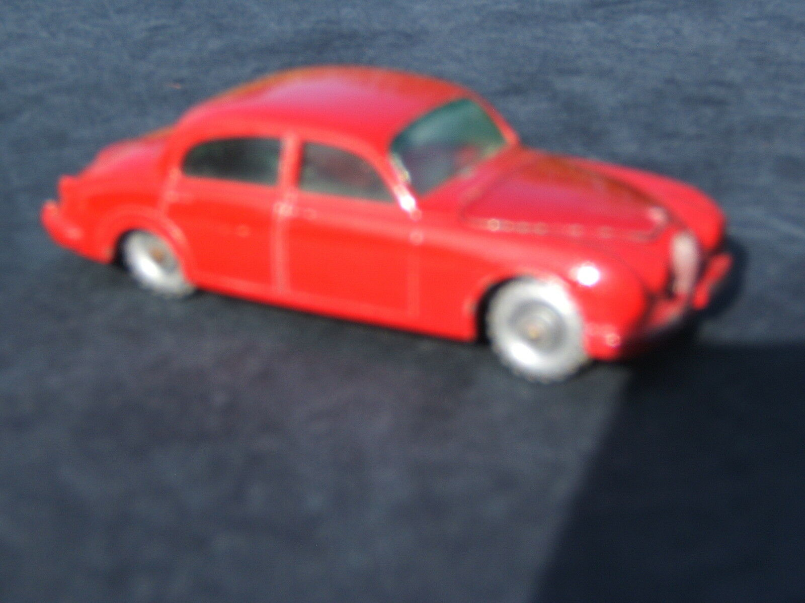 Lesney model of Jaguar 3.8 Litre. No 65B. Very Good condition