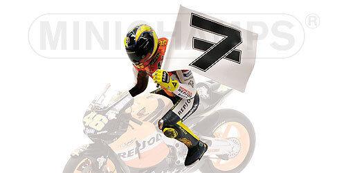 Pilota V.Rossi Winner GP Philip Island 2003 312030196  1 12 Minichamps