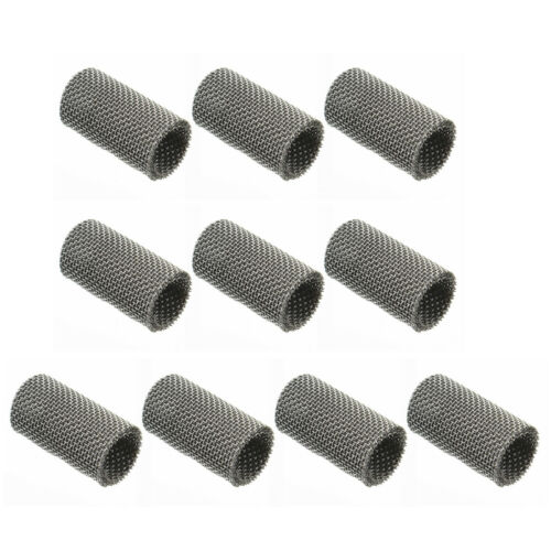 10x Stainless Steel Car Heater Glow Plug Burner Strainer ScreenFor Airtronic D2