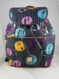 88d012f889 Disney Dooney   Bourke Nightmare Before Christmas Backpack for sale ...