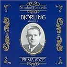 Prima Voce: Björling, Vol. 2 (1993)