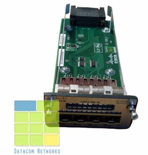 Genuine Cisco C3KX-NM-1G