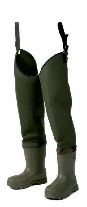 SUNDRIDGE HOT Foot NEOPRENE HIP WADERS