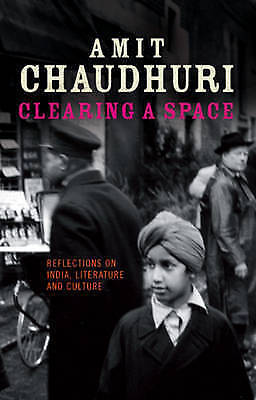 Very Good, Clearing a Space: Reflections on India, Literature and Culture (Peter