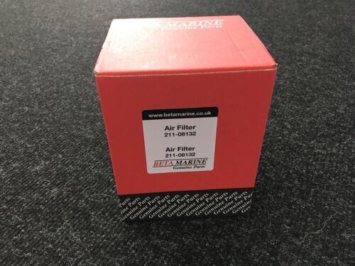 211-08132 Plastic Body Beta Mini Series Air Filter