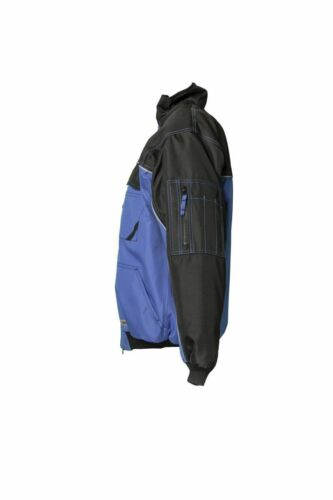 3320 Planam Blouson Dust blau schwarz Berufsbekleidung Winter Arbeitsjacke NEU