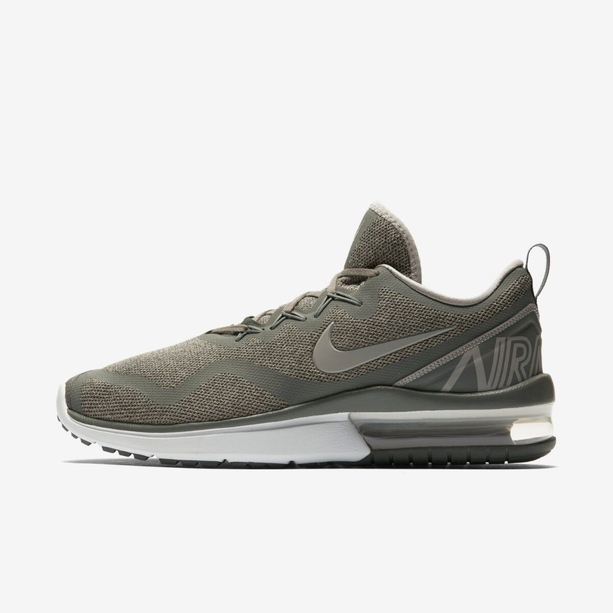 finest selection a7680 86279 Nike Air Max Fury Fury Fury Mens Running Trainer Shoe River Rock 7 - 11 New