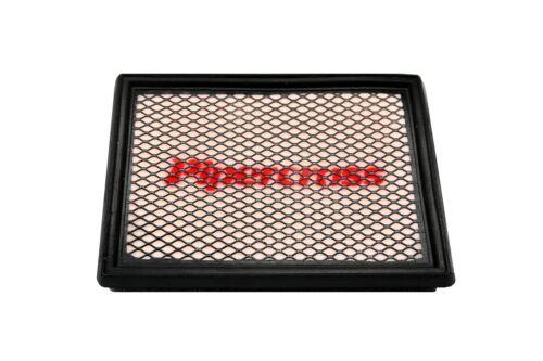 Pipercross Filtros Aire Deportivo Para Nissan Almera N15 1.6 90//99 Cv