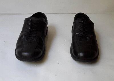 Ecco Halbschuh sneaker Damen schwarz 100137 Größe 36 (A703)