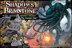 The Ancient One XXL DLX Enemy Pack Shadows of Brimstone