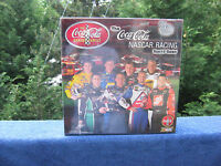 The Coca Cola Nascar Racing Board Game 2005 1st Edition & Factory Sealed