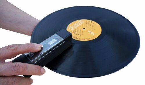 Boytone Anti-Static Carbon Fiber record /& LP Vinyl cleaner washer Stylus brush