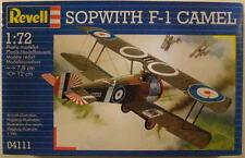 U.K. Sopwith Camel F-1, WWI 1/72 Airfix model kit 0411