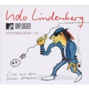 "UDO LINDENBERG ""MTV UNPLUGGED: LIVE AUS DEM.."" 2 CD NEW | eBay"