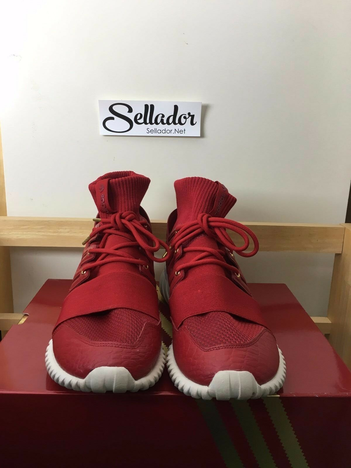 109265f06022bf ... Adidas Tubular Doom CNY Chinese New Year Limited Edition Edition  Edition (Size 10.5) VNDS ...