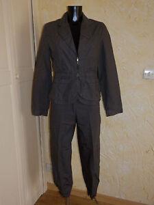 conjunto-pantalones-cortos-chaqueta-LA-MODE-EST-A-LE-talla-38-fr-autentico