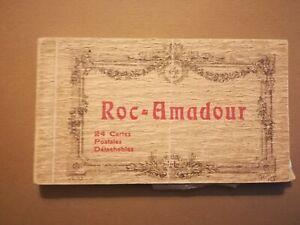 ancienne-pochette-24-CPA-photos-ROC-AMADOUR