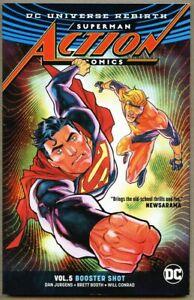 GN/TPB Superman Action Comics Volume 5 Five 2018 fn+ 6.5 DC 1st 204 pgs Rebirth