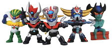 GO NAGAI CHOICOLLE SUPER ROBOT COLLECTION VOL.1 TAKARA TOMY (GOLDRAKE/JEEG)