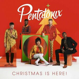 Pentatonix-Christmas-Is-Here-CD-NEU-OVP
