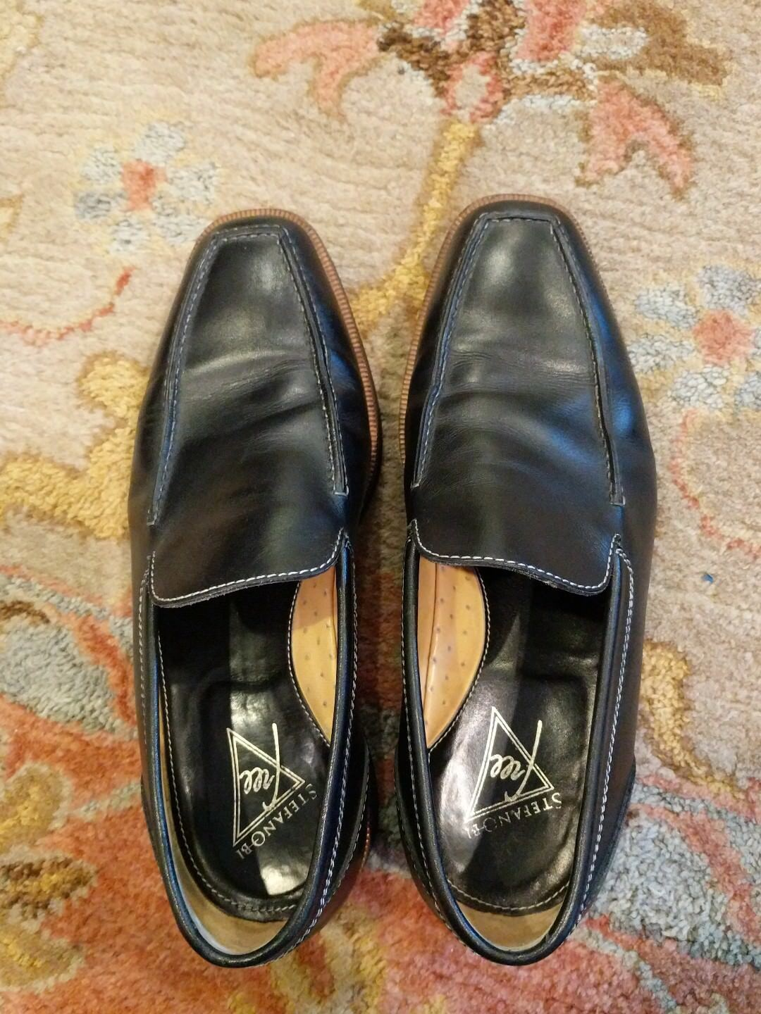 STEFANOBI  SHOES US 8 Made in  Berluti