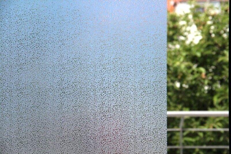 (  1qm) Statische Fensterfolie - - - JOY static Dekorfolie - Neige - gesprenkel | Up-to-date-styling  28f8ce
