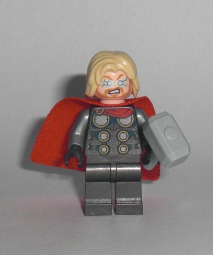 Thor LEGO Super Heroes Figur Minifig Avengers Tower Hulk Ironman Loki 76152