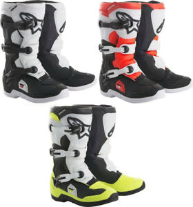 Alpinestars-Kids-Tech-3S-MX-Motocross-Off-Road-Boots-Pick-Color-Size