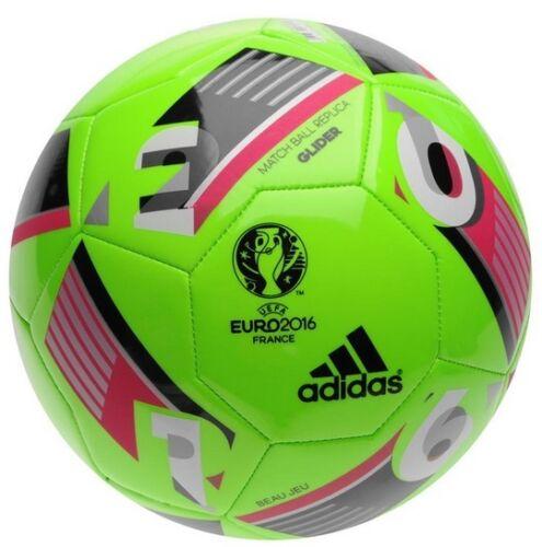 Größe 5 EM 2016 Frankreich Fußball Adidas Beau Jeu Glider Grün Deutschland
