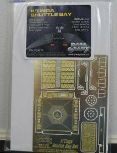 PARAGRAFIX-1-350-Star-Trek-Klingon-K-039-Tinga-Shuttle-Bay-P-Et-Set-PLL-PGX219
