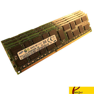 8x 8GB 64GB 10600R RAM KIT FOR HP PROLIANT DL320 DL360 DL370 DL380 G6 DL360 G7
