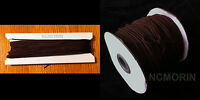 1.4mm - Dark Brown Cord - 25ft - 50ft - 100ft - 300ft Window Blind Cord, String