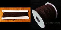 1.4mm - Dark Brown Cord - 25ft - 50ft - 100ft - 300ft Window Blind Cord, String
