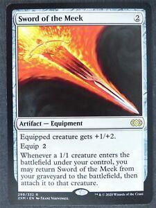 Sword of the Meek Mint - Mtg Magic Cards #15