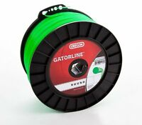 Oregon 21-555 Gatorline Round String Trimmer Line .155-inch Diameter 5-pound Spo
