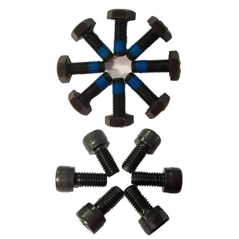 Alle Schrauben für ein Smf und Kupplung für Peugeot Expert Tepee MPV 2.0 Hdi 120