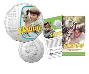 2020-50-Cent-Skippy-The-Bush-Kangaroo-Coloured-Coin-Australia-Uncirculated