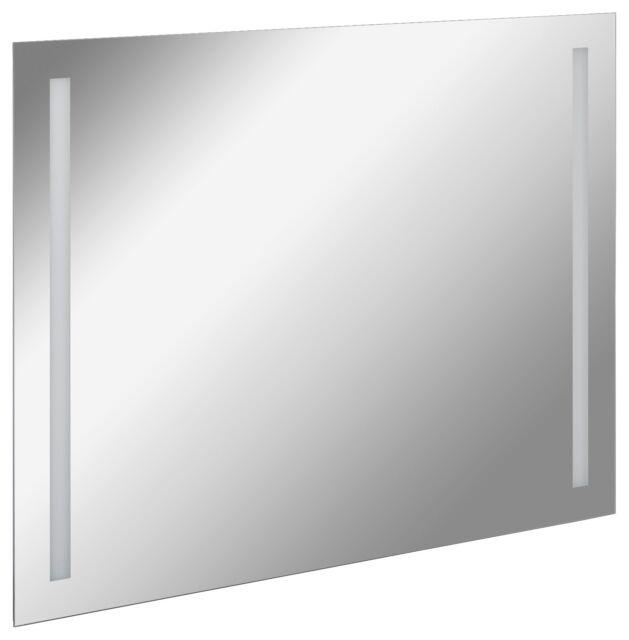 Fackelmann 84515 Led Badezimmerspiegel 100 Cm Wandspiegel Badspiegel