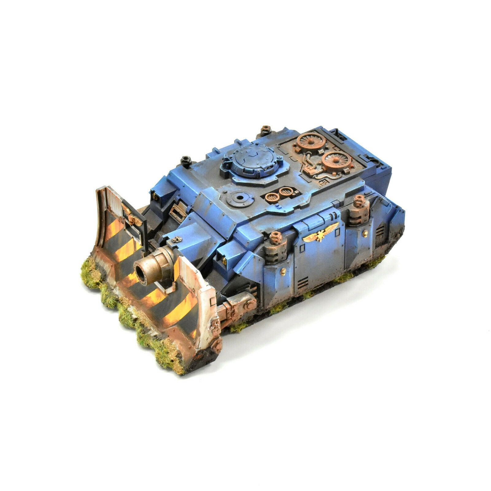 SPACE MARINES vindicator tank tank tank WELL PAINTED