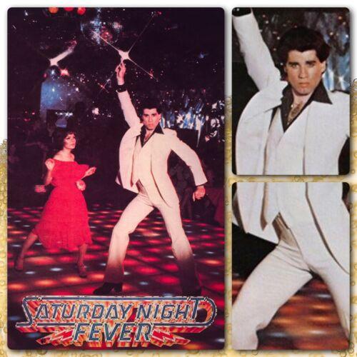 70s John Travolta Saturday Night Fever Poster Bee