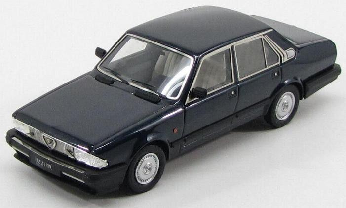 Alfa Romeo 6 2.5i V6 Quadrifoglio Oro  blu Elettrico  1983  KESS 1:43/43000151