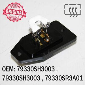 Resistenza-Riscaldatore-Ventola-Motore-Ventilatore-di-controllo-per-Honda-Civic-91-01-CRX-87-98
